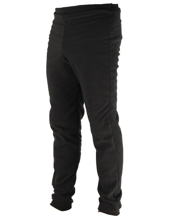 Micro pants - black