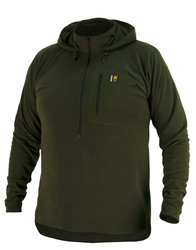 Brocco Shirt Olive - BHDV