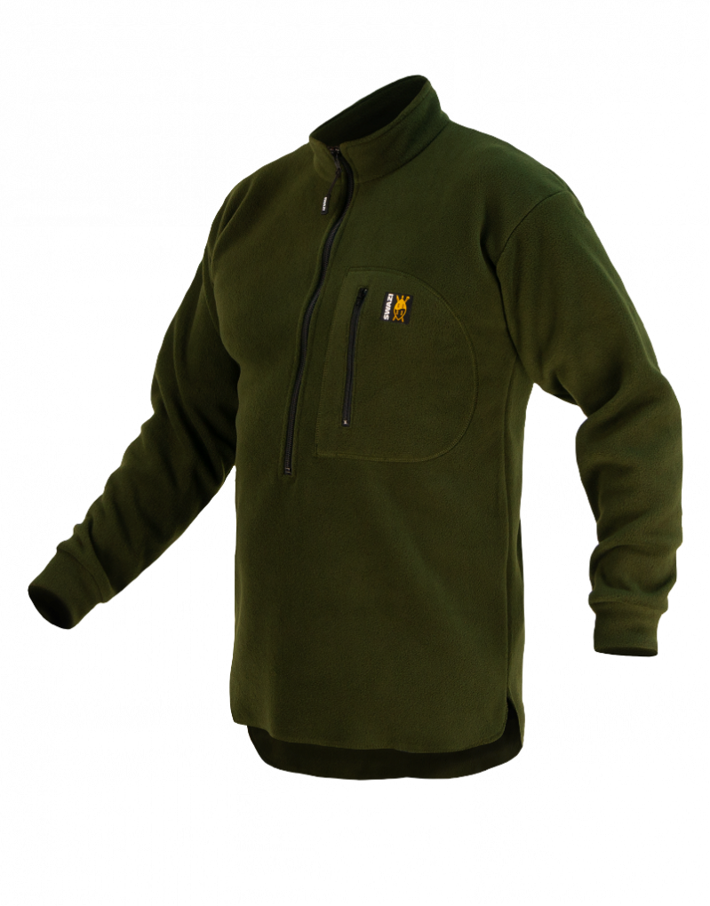 Bushshirt Olive - Louk New Zealand Clothing