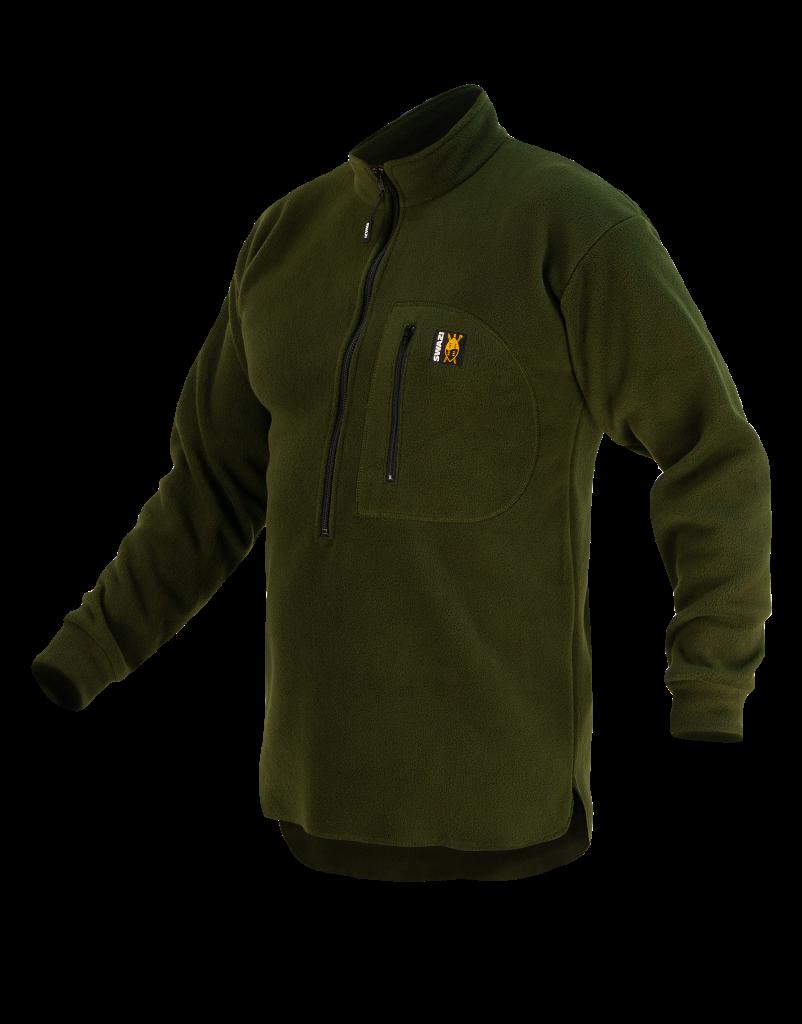 Bushshirt Olive - Louk New Zealand Clothing