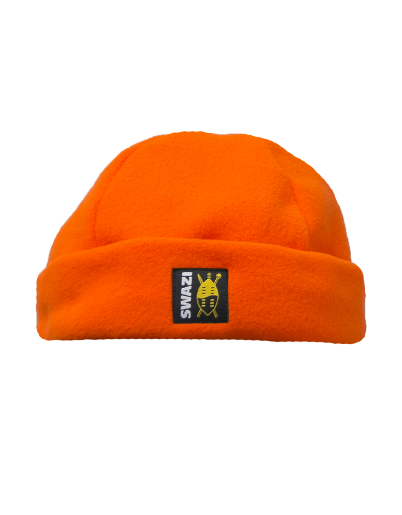 Hasbeanie - Orange - Louk New Zealand Clothing