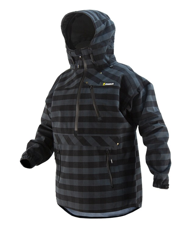 Checkmate Anorak Steel Blue